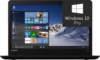 Laptop Lenovo ThinkPad 13 Intel Core i3-6100U 256GB 8GB Win10 Pro FullHD IPS Laptop laptopuri