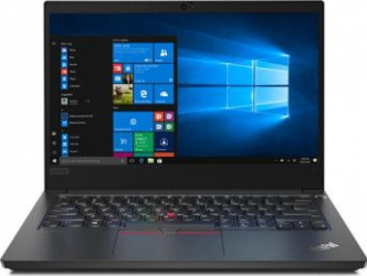 pret preturi Laptop Lenovo ThinkPad E14 Intel Core (10th Gen) i7-10510U 512GB SSD 16GB FullHD Win10 Pro Tast. ilum. Negru