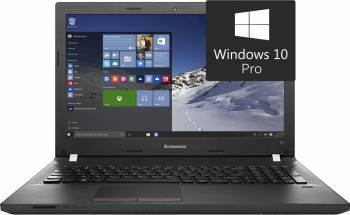 Laptop Lenovo ThinkPad E51-80 Intel Core i5-6200U 1TB 4GB AMD Radeon R5 M330 2GB Win10 Pro FullHD Fingerprint Laptop laptopuri