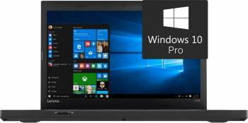 Laptop Lenovo ThinkPad L470 Intel Core Kaby Lake i5-7200U 256GB 8GB Win10 Pro FullHD Fingerprint Laptop laptopuri