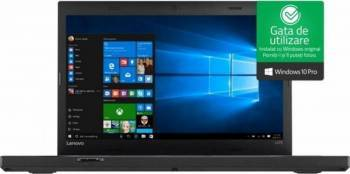 Laptop Lenovo ThinkPad L470 Intel Core Kaby Lake i5-7200U 256GB 8GB Win10 Pro FullHD Laptop laptopuri