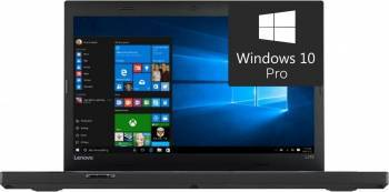 Laptop Lenovo ThinkPad L470 Intel Core Kaby Lake i5-7200U 500GB 8GB Win10 Pro FullHD Fingerprint Laptop laptopuri