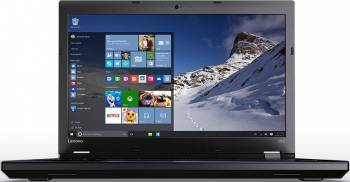 Laptop Lenovo ThinkPad L560 i5-6200U 256GB 8GB Win10Pro FullHD Fingerprint Resigilat