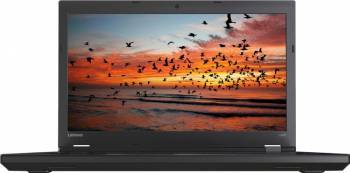 Laptop Lenovo ThinkPad L570 Intel Core Kaby Lake i5-7200U 1TB 8GB FullHD Fingerprint Laptop laptopuri