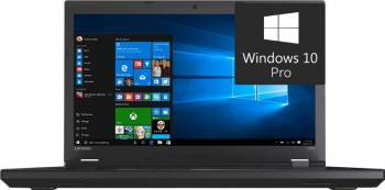 Laptop Lenovo ThinkPad L570 Intel Core Kaby Lake i5-7200U 1TB 8GB Win10 Pro FullHD Laptop laptopuri