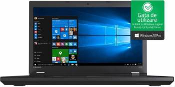 Laptop Lenovo ThinkPad L570 Intel Core Kaby Lake i7-7500U 256GB 8GB Win10 Pro FullHD Laptop laptopuri