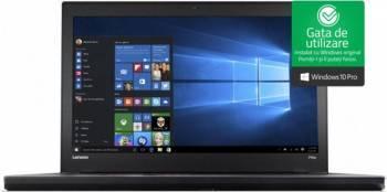 Laptop Lenovo ThinkPad P50s Intel Core i7-6500U 256GB 8GB nViDIA Quadro M500M 2GB Win10 Pro FullHD laptop laptopuri
