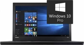 Laptop Lenovo ThinkPad P50s Intel Core Skylake i7-6600U 512GB 16GB Nvidia Quadro M500M 2GB Win10Pro Fingerprint FullHD Laptop laptopuri