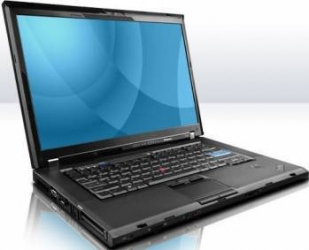 Laptop Lenovo Thinkpad T400 Core 2 Duo 2GB DDR3 160GB Win10 Home
