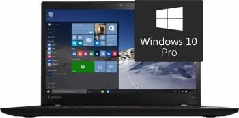 Laptop Lenovo ThinkPad T460S i7-6600U 256GB 8GB Win10 Pro FullHD Fingerprint 4G Laptop laptopuri