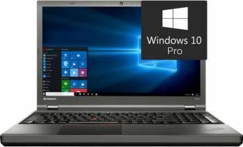 Laptop Lenovo ThinkPad T540p Intel Core i5-4210M 500GB 4GB Win10 Pro HD Fingerprint Laptop laptopuri