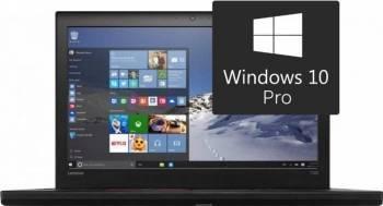 Laptop Lenovo ThinkPad T560 Intel Core Skylake i7-6600U 256GB 8GB nVidia Geforce 940MX 2GB Win10 Pro WQHD Fingerprint Laptop laptopuri