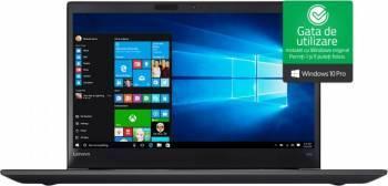 Laptop Lenovo ThinkPad T570 Intel Core Kaby Lake i5-7200U 256GB 8GB nVidia Geforce 940MX 2GB FullHD Win10 Pro FPR laptop laptopuri