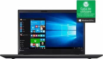 Laptop Lenovo ThinkPad T570 Intel Core Kaby Lake i7-7500U 512GB 16GB nVidia GeForce 940MX 2GB Win10 Pro UHD Fingerprint Laptop laptopuri