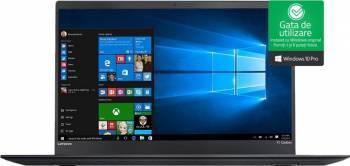 Laptop Lenovo ThinkPad X1 Carbon Gen5 Intel Core Kaby Lake i5-7200U 256GB 8GB Win10 Pro FullHD Fingerprint Laptop laptopuri