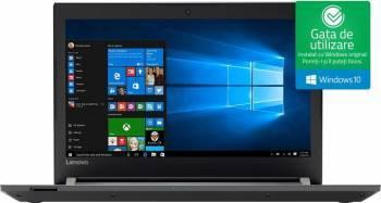 Laptop Lenovo V510-14IKB Intel Core Kaby Lake i7-7500U 256GB 8GB AMD Radeon R5 2GB Win10 FullHD FPR laptop laptopuri