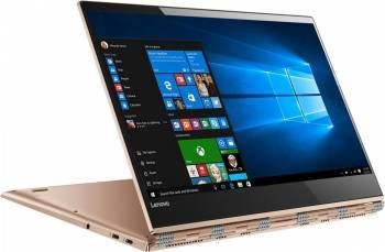 pret preturi Ultrabook 2in1 Lenovo Yoga 920-13IKB Intel Core Kaby Lake R(8th Gen) i7-8550U 512GB 8GB Win10 FullHD Fingerprint Copper