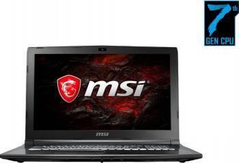 Laptop Gaming MSI GL62M 7REX Intel Core Kaby Lake i7-7700HQ 1TB+128GB 8GB Nvidia GTX 1050 Ti 2GB Win10 FullHD LED Rosu Laptop laptopuri