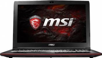 Laptop MSI GP62MVR7RF LeopardPro Intel Core KabyLake i7-7700HQ 1TB HDD+128GB SSD 8GB nVidia GeforceGTX1060 3GB Win10 FHD