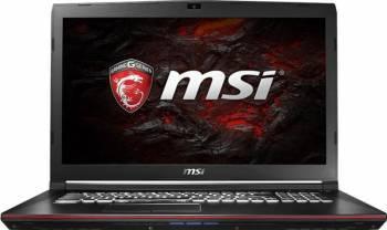 Laptop MSI GP727RD Leopard Intel Core KabyLake i7-7700HQ 1TB HDD+256GB SSD 16GB nVidia Geforce GTX1050 2GB Win10 FullHD