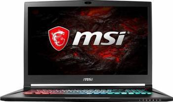 Laptop MSI GS73 StealthPro Intel Core KabyLake i7-7700HQ 1TB HDD+256GB SSD 16GB nVidia GeforceGTX1060 16GB Win10 FHD