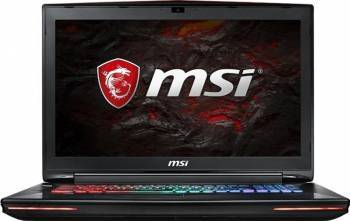 Laptop MSI GT72VR7RD Dominator Intel Core KabyLake i7-7700HQ 1TB HDD+256GB SSD 16GB nVidia Geforce GTX1060 6GB Win10 FHD