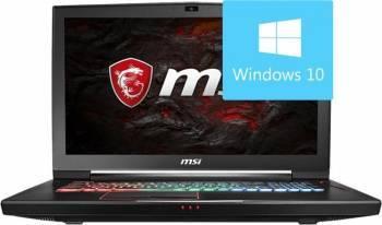Laptop MSI GT73EVR 7RE Intel Core Kaby Lake i7-7700HQ 1TB HDD+2x256GB SSD 16GB nVidia GTX1070 8GB Win10 FullHD Laptop laptopuri
