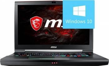 Laptop MSI GT75VR 7RE Intel Core Kaby Lake i7-7820HK 1TB HDD+2x256GB SSD 32GB nVidia GTX1070 8GB Win10 UHD Laptop laptopuri