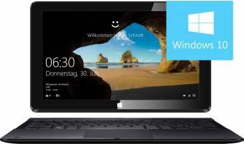Laptop Odys 2in1 Unity 12 Pro Intel Atom X5-Z8350 32GB 2GB Win10 WXGA Laptop laptopuri