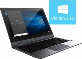Laptop Odys 2in1 Vario Pro 12 Intel Atom x5 Z8350 32GB 2GB Win10 WXGA Laptop laptopuri