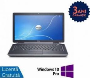 Laptop Refurbished Dell Latitude E6430 i5-3340M 320GB 4GB DVD-ROM Win 10 Pro Laptopuri Reconditionate,Renew