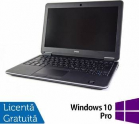 Laptop Refurbished Dell Latitude E7240 i5-4300U 8GB 128GB SSD Win 10 Pro Laptopuri Reconditionate,Renew