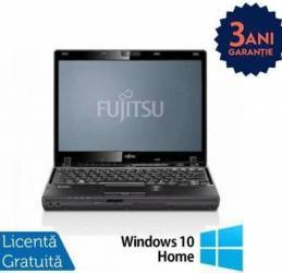 Laptop Refurbished Fujitsu Lifebook P772 i5-3320 250GB 4GB DVD-RW Win 10 Home Laptopuri Reconditionate,Renew