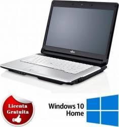 Laptop Refurbished Fujitsu Lifebook S710 i5-520M 320GB 4GB Win 10 Home Laptopuri Reconditionate,Renew