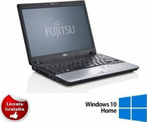 Laptop Refurbished Fujitsu P702 i5-3210M 4GB 160GB Win 10 Home Laptopuri Reconditionate,Renew
