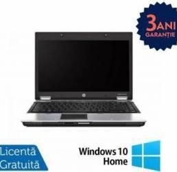 Laptop Refurbished HP EliteBook 8440p i7-640M 320GB 4GB Win 10 Home WiFi Laptopuri Reconditionate,Renew
