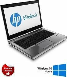 Laptop Refurbished HP Elitebook 8470p i5-3320M 4GB 128GB SSD Win 10 Home Laptopuri Reconditionate,Renew