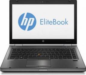 Laptop Refurbished HP EliteBook 8470P i5-3210M 8GB 128GB SSD Laptopuri Reconditionate,Renew