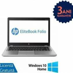 Laptop Refurbished HP EliteBook Folio 9470M i5-3427U 128GB 8GB Win 10 Home Laptopuri Reconditionate,Renew