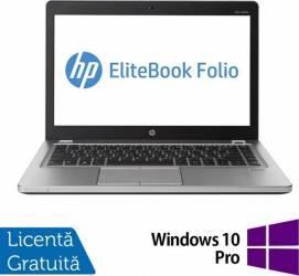 Laptop Refurbished HP EliteBook Folio 9470M i5-3427U 320GB 4GB Win 10 Pro 3G Laptopuri Reconditionate,Renew