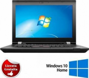 Laptop Refurbished Lenovo ThinkPad L430 i5-3210M 4GB 500GB DVD-RW Win10 Home Laptopuri Reconditionate,Renew