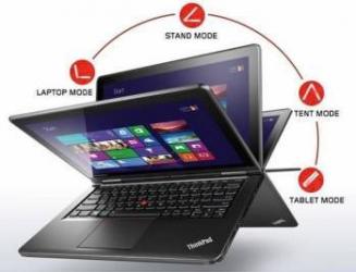 Laptop Refurbished Lenovo ThinkPad S1 Yoga i5-4200U 8GB 128GB SSD Laptopuri Reconditionate,Renew