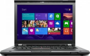 Laptop Refurbished Lenovo ThinkPad T430 i5-3320M 128GB 8GB HD+ Laptopuri Reconditionate,Renew