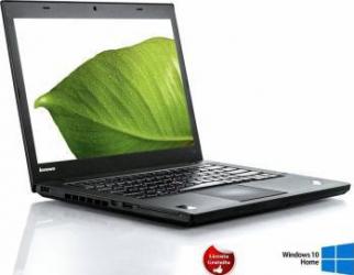 Laptop Refurbished Lenovo ThinkPad T440 i5-4300U 8GB 256GB SSD Win 10 Home Laptopuri Reconditionate,Renew