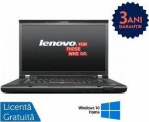 Laptop Refurbished Lenovo ThinkPad T530 Intel Core i5-3320M 320GB 4GB Win 10 Home Laptopuri Reconditionate,Renew