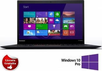 Laptop Refurbished Lenovo ThinkPad X1 Carbon i5-4300U 360GB 8GB Win 10 Pro Laptopuri Reconditionate,Renew