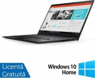 Laptop Refurbished Lenovo ThinkPad X1 Carbon i7-4600U 8GB 240GB SSD Win 10 Home LTE WQHD Fingerprint Laptopuri Reconditionate,Renew