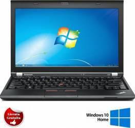 Laptop Refurbished Lenovo ThinkPad X230 i5-3320M 4GB 320GB Win10 Home Laptopuri Reconditionate,Renew