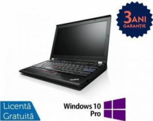 Laptop Refurbished Lenovo Thinkpad x240 i5-4300U 500GB 4GB Win 10 Pro Laptopuri Reconditionate,Renew