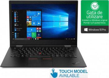 pret preturi Laptop Refurbished Ultrabook Lenovo X1 Carbon Gen3 i7-5600U 2.6GHz 256GB SSD M.2 8GB DDR3 WQHD LED IPS Touchscreen Win10Pro